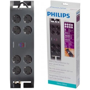 Philips Spn 4085B/10 Korumalı Priz