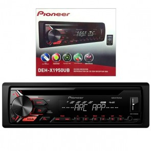 PIONEER DEH-S1050UB CD PLAYER USB/FM OTO TEYP  (X1750-1850-1950)