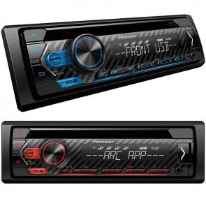 PIONEER DEH-S1252UB CD/USB/FM/AUX MEKANİKLİ OTO TEYP 4 X 50 WATT * ÇİFT ANFİ ÇIKIŞLI