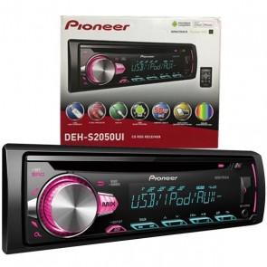 PIONEER DEH-S2050UI CD PLAYER USB/FM OTO TEYP  (X2950) * ÇİFT ANFİ ÇIKIŞLI
