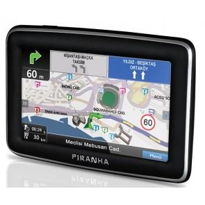 PIRANHA PATHFİNDER/NITRO 3.5 İNÇ EKRANLI İGO YAZILIM GPS NAVİGASYON