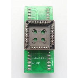PLCC44 TO 40 DIP Entegre Soket Adaptörü