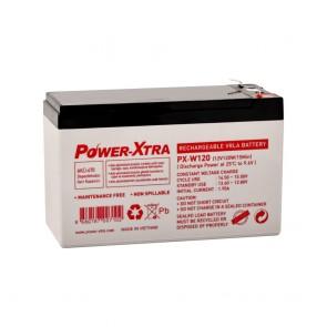 Power-Xtra PX-W120 / 12V Bakımsız Kuru Akü