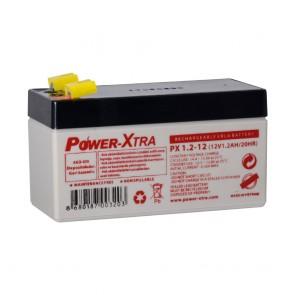Power-Xtra PX1.2-12 / 12V 1.2 Ah Bakımsız Kuru Akü