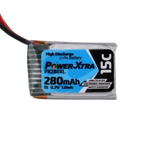 Power-Xtra PX280XL -1S1P- 3.7V 280 mAh Li-Polymer Pil -15C