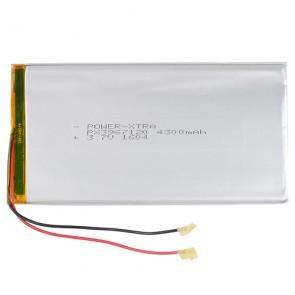 Power-Xtra PX3967120 4300mAh  Li-Polymer Pil