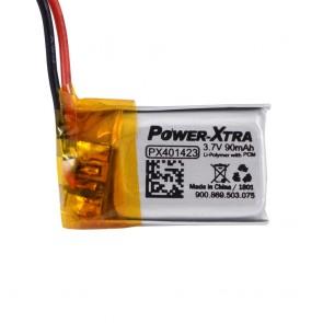 Power-Xtra PX401423 3.7V 90 mAh Li-Polymer Pil (Devreli/1.5A)