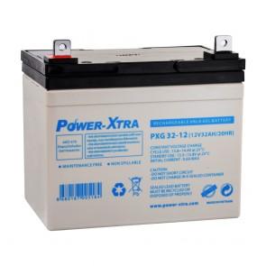 Power-Xtra PXG32-12 /12V 32Ah Bakımsız Jel Akü