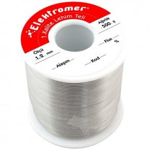 POWERMASTER 500GR 1.2MM LEHİM TELİ 60/40