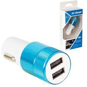 POWERMASTER ÇAKMAK ARAÇ ŞARJI USB 2 PORT 5 V 2.1 A