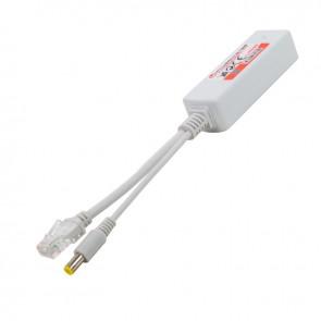 POWERMASTER IP KAMERA POE KABLOSU AKTİF POE SPLITTER (IN:DC48V-57V OUT:IEEE802.3AF-MAX:12V2A)
