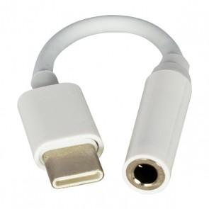 POWERMASTER JH-022 USB TYPE-C TO 3.5MM AUDIO ÇEVİRİCİ 10CM KABLOLU