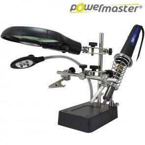Powermaster Magnifier Büyüteç MG-16129C