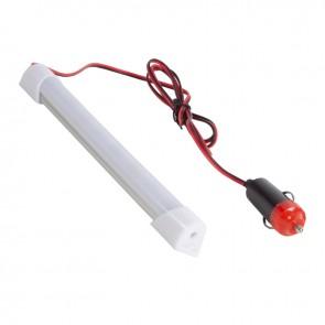 POWERMASTER PM-11046 12V 3W ÇAKMAKLIKLI MAT KAPAK 15 CM LED LAMBA