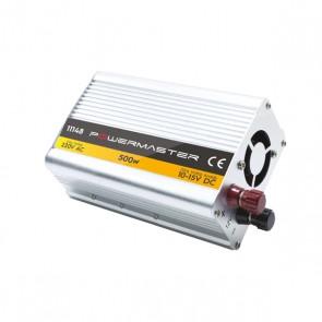 POWERMASTER PM-11148 12 VOLT 500 WATT MODIFIED SINUS İNVERTER