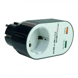 Powermaster PM-16620 Tekli Akım Korumalı Priz