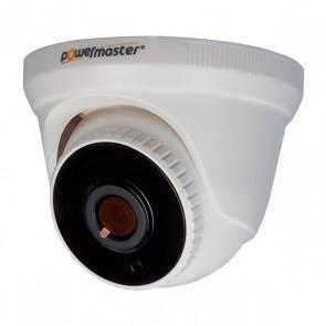POWERMASTER PM-IP5358 2 MP 36 LED 3.6 MM 30 METRE MESAFE IP POE DOME KAMERA