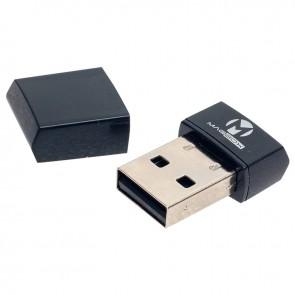 POWERMASTER PWR-4815 150 MBPS 2.4GHZ 7601 İŞLEMCİLİ USB KABLOSUZ ADAPTÖR CDLİ