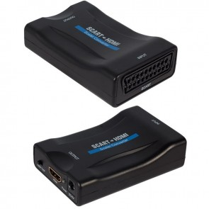 POWERMASTER SCART TO HDMI ÇEVİRİCİ ADAPTÖR