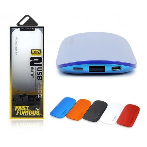 POWERWAY TX7 3000 MAH ÇİFT USB POWERBANK
