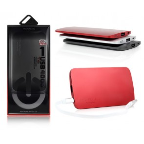 POWERWAY TX9 4000 MAH SUPERALLOY POWERBANK