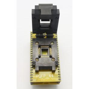 PQFP 44 Entegre Soket Adaptörü