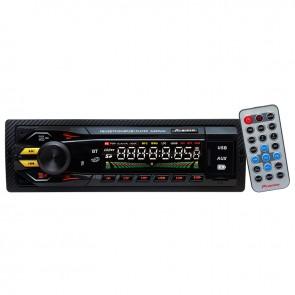 PREMIO AVH-6220 USB/SD/FM/AUX BLUETOOTHLU İSO SOKETLİ MEKANİKSİZ OTO TEYP 4 X 60 WATT