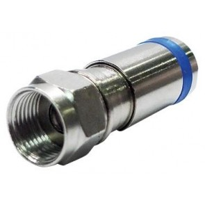 Prolink Pr-F05 F Konnektör Rg6- Digiturk Sıkmalı Tip (5'li Paket)