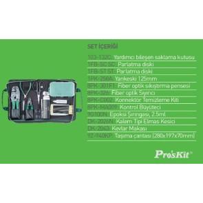 Proskit 1Pk-940Kn Fiber Optik Sonlandırma Kiti