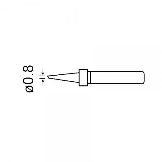 Lehimleme Ürünleri - Proskit 508-351-T Istasyon Havya Ucu