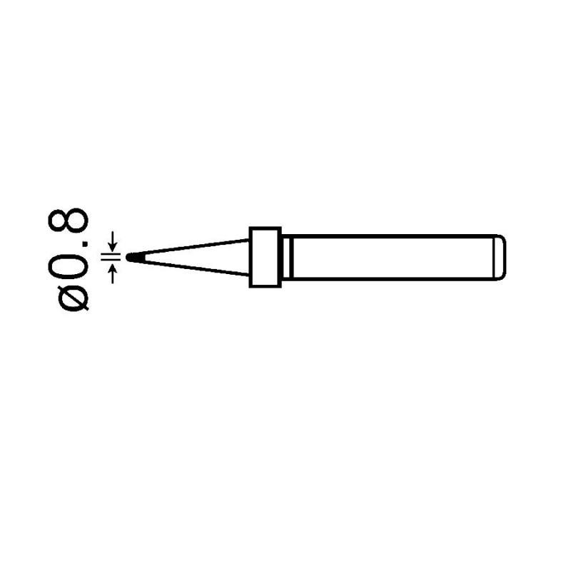 Proskit 508-351-T2 Istasyon Havya Ucu