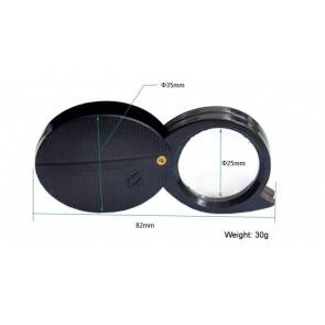 Proskit 8Pk-Ma005 Işıklı Büyüteç