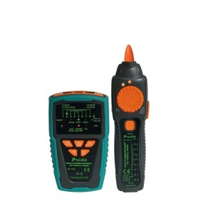 Proskit MT-7029 Rj45 Rj11 Kablo Tester Temassız Gerilim Algılama