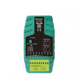 Proskit MT-7063 PoE & Lan Kablo Test Cihazı