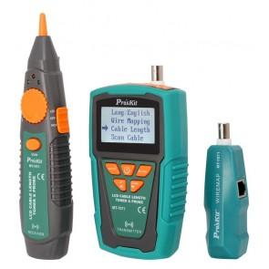Proskit Mt-7071 Kablo Mesafe Toner Ve Prob Kit