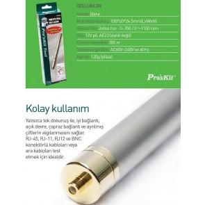 Proskit Mt-7508 Fiber Optik Hata Tespit Cihazı