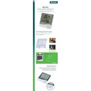 Proskit Nt-311 Digital Sıcaklık Nem Ölçer