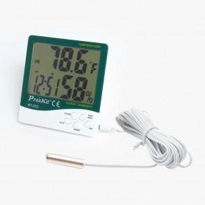 Proskit Nt-312 Dıgıtal Sıcaklık Nem Ölçer(Problu)
