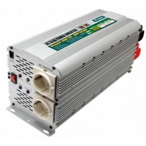 Proskit Te-1230B Güç İnvertörü, Mod,  12V, 3000W