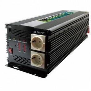 Proskit Te-1250B Güç İnvertörü, Mod, 12V, 5000W