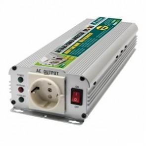 Proskit Te-3206B Güç İnvertörü, Mod, 12V, 600W+Şarj