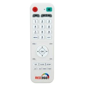 Redline RED360 Ipbox Uydu Alıcı Kumandası