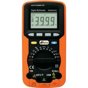 RETTA Dijital Multimetre 648 gr