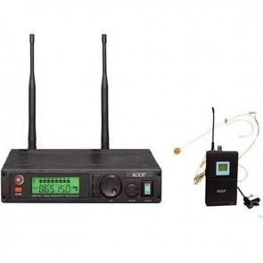 ROOF R-1100 KABLOSUZ UHF 1 YAKA MİKROFONU