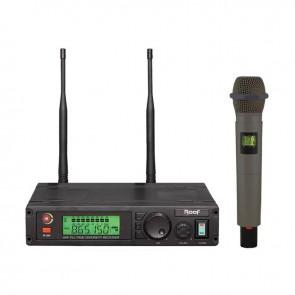 ROOF R-1100 KABLOSUZ UHF 1EL TELSİZ MİKROFON