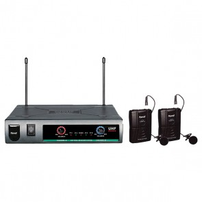 ROOF R-720 2 YAKA UHF TELSİZ MİKROFON