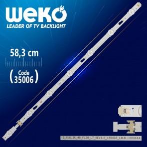 S_KU6.3K_49_FL30_L7_REV1.0_160402_LM41-00334A - 58.3 CM 7 LEDLİ (WK-795)