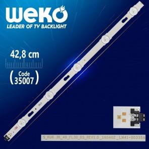 S_KU6.3K_49_FL30_R5_REV1.0_160402_LM41-00335A - 42.8 CM 5 LEDLİ (WK-796)