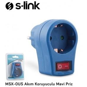 S-Link MSX-0US Akım Koruyucu Priz