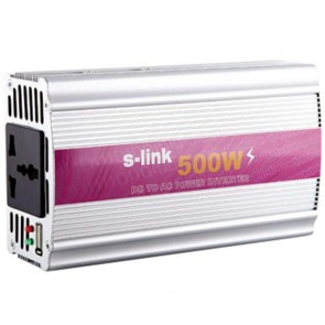 S-LINK SL-500W İNVERTER 12V-500W